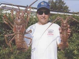 Pek Lake Lobster