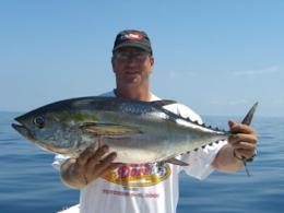 Bob Wright -Blackfin Tuna
