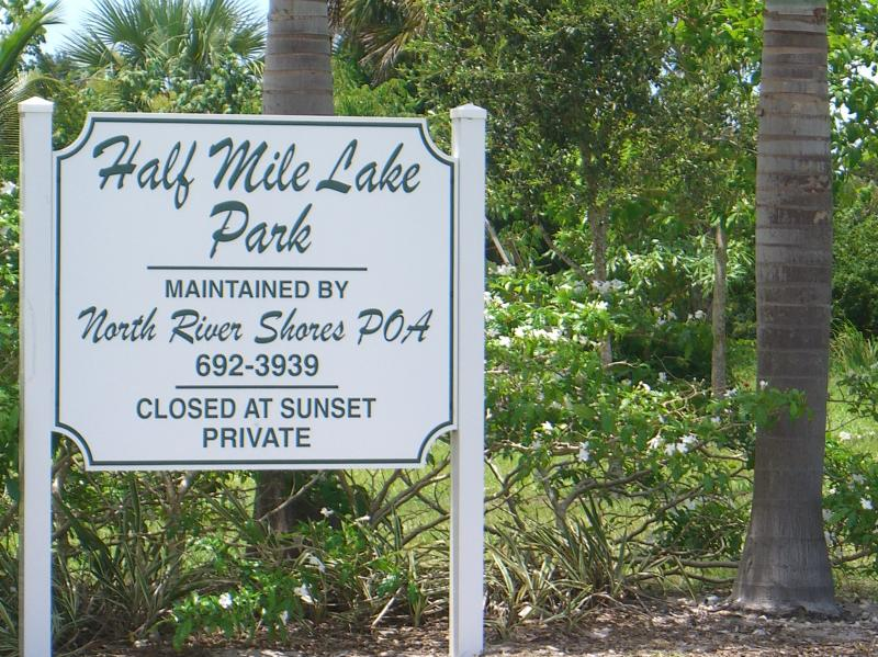 Half Mile Lake Park